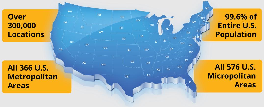 Access Perks Across America